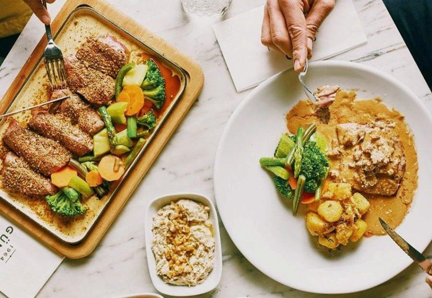 Вкусная еда в разных странах