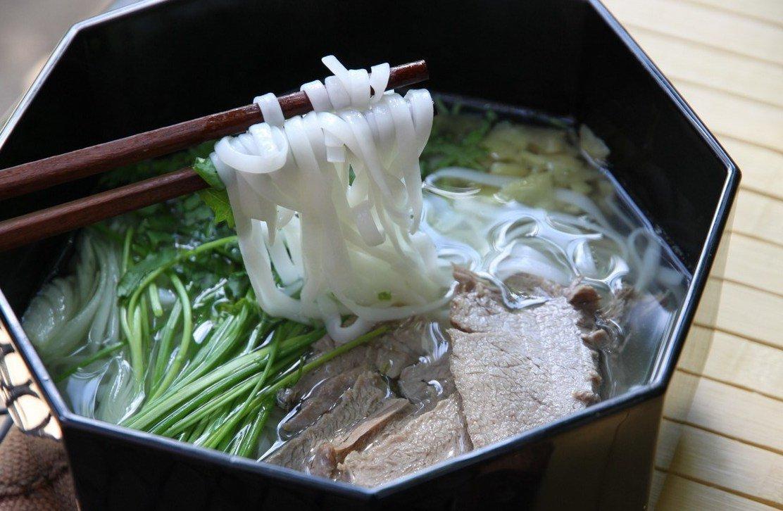 Попробовать суп Фо во Вьетнаме
