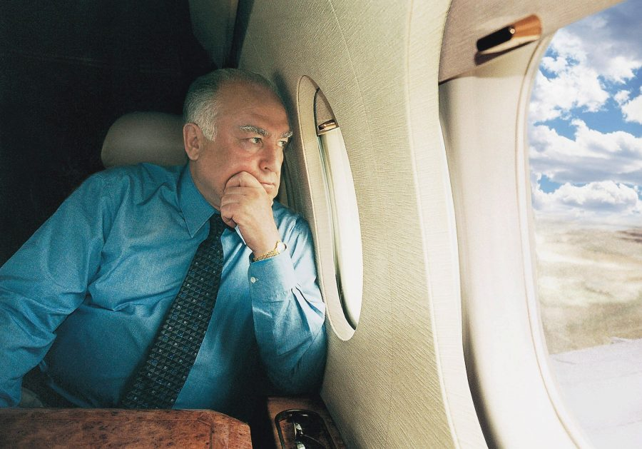 Что раздражает туристов в самолете
