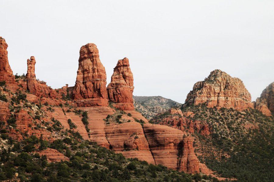 Красные скалы Седоны, Аризона, США