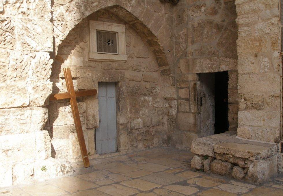 Место захоронения Иисуса Христа
