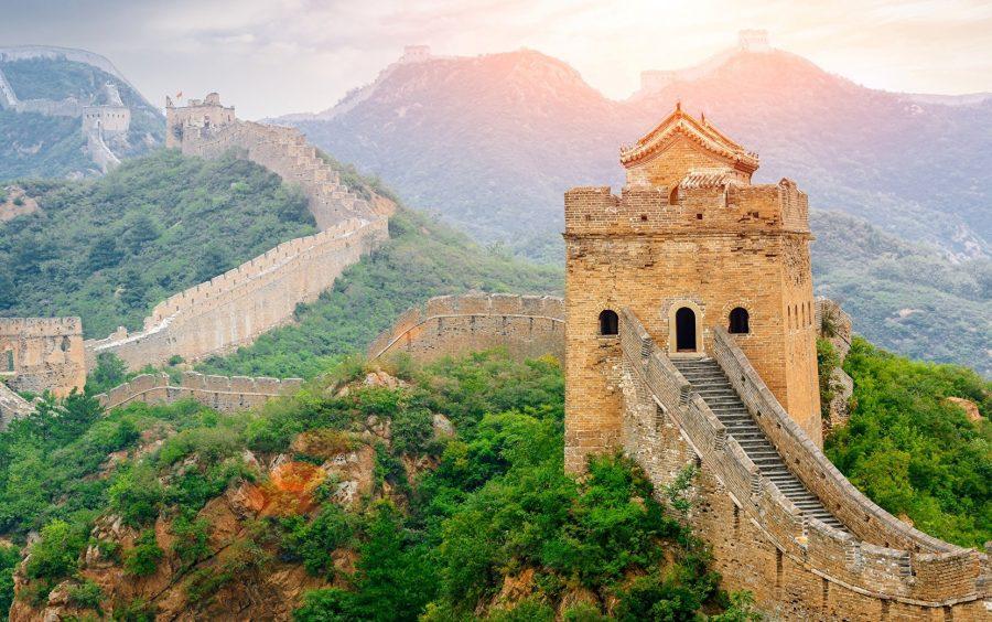 Достопримечательность Великая Китайская стена