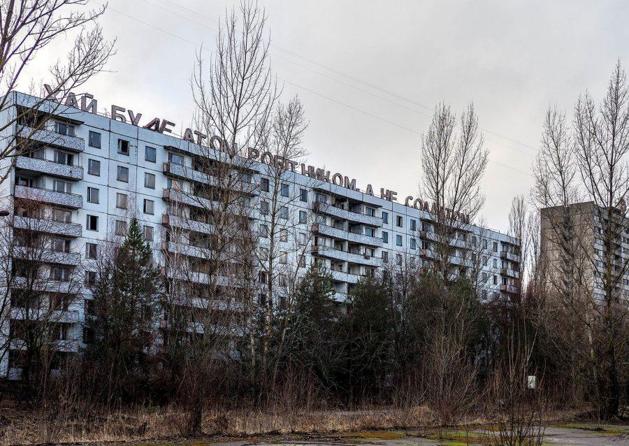 Заброшенный город Припять, Украина