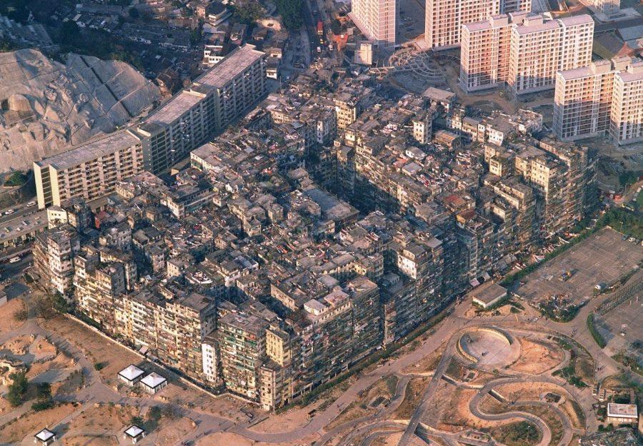 Заброшенный город Коулун, Гонг-Конг