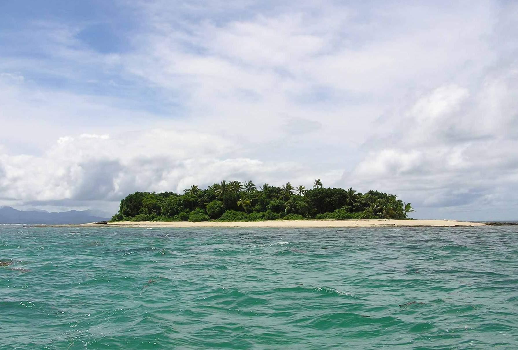 Острова архипелага Фиджи