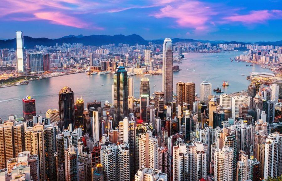 Гонконг страна безвизовая
