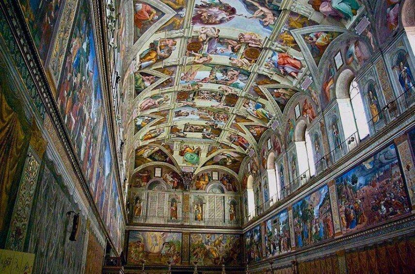 Сикстинская капелла (Ватикан)