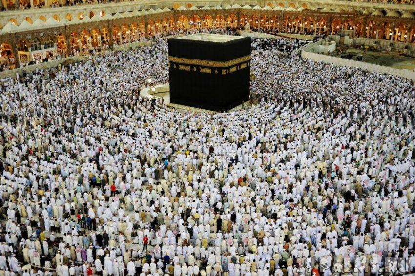 Мекка (Саудовская Аравия)