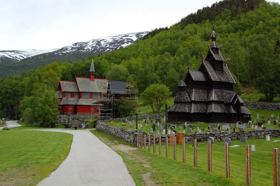 Не стоит спрашивать о религии в Норвегии