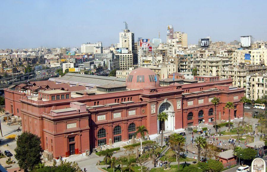 Дешевый город Каир, Египет