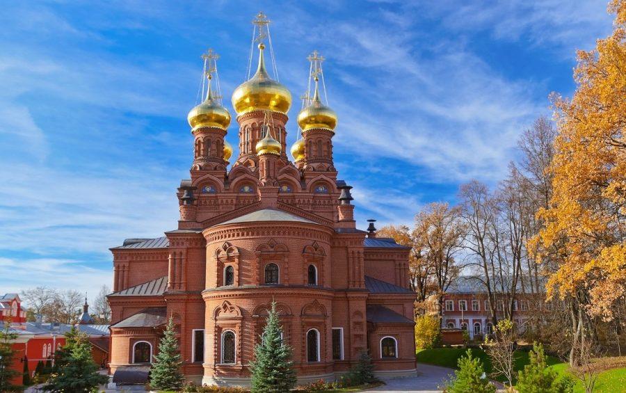 Черниговский скит в Подмосковье