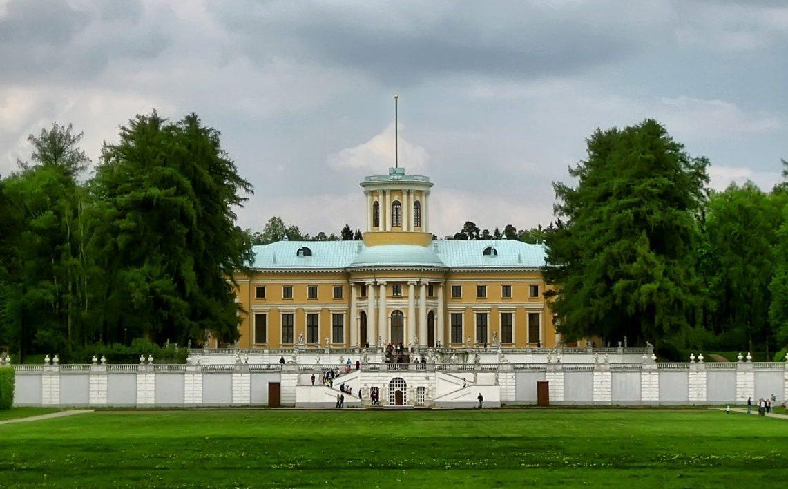 Музей-усадьба под Красногорском