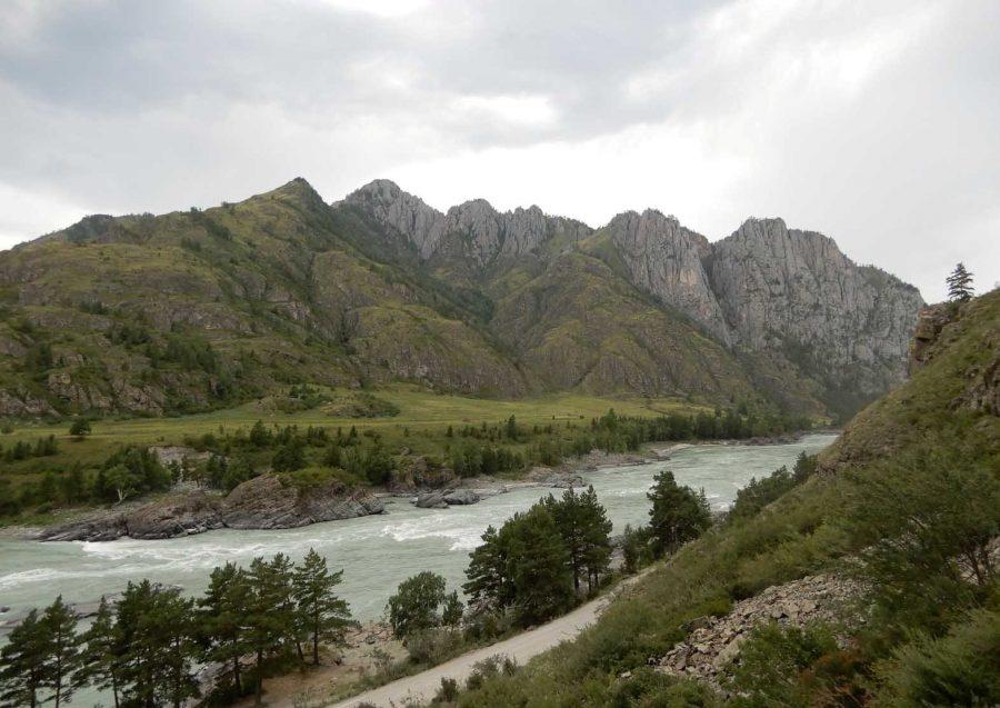 Горный Алтай красивое место