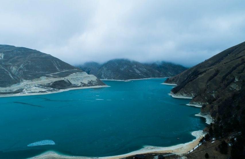 Озеро Кезеной-ам красивое место