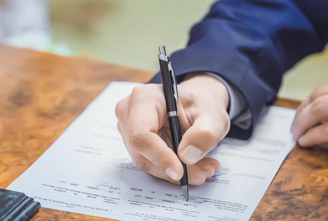 Собрать документы и доказательства