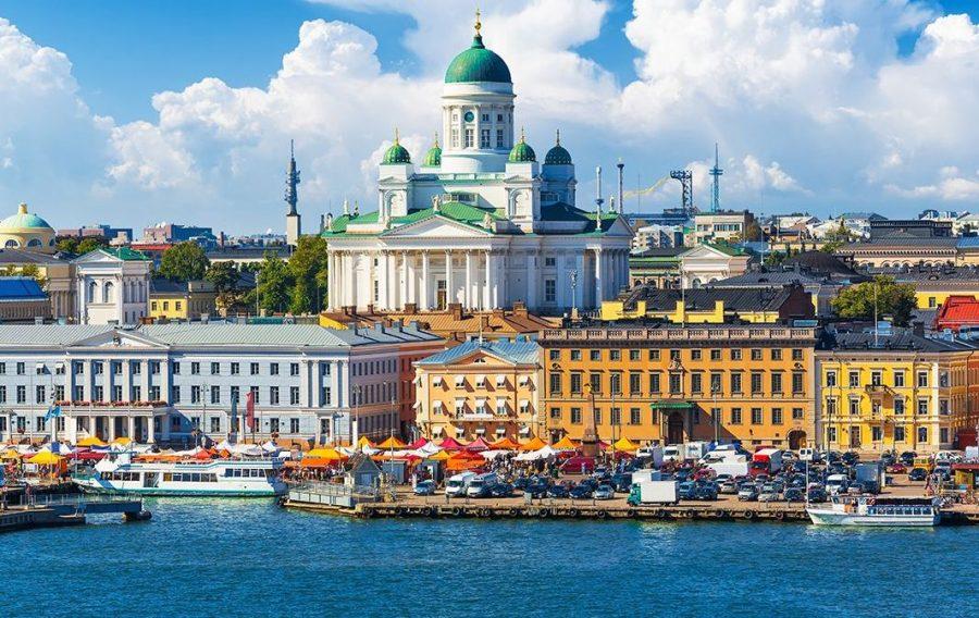 Поехать на машине в Финляндию