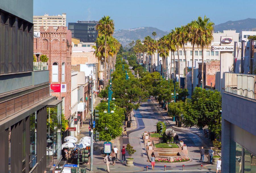 Город Санта-Моника, Калифорния