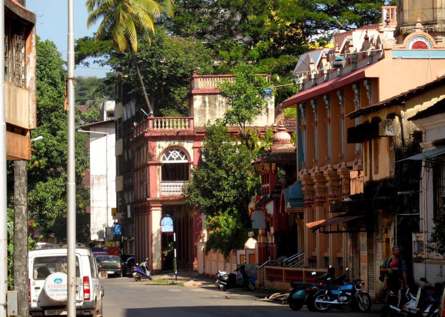 Город Гоа, Индия для путешественниц