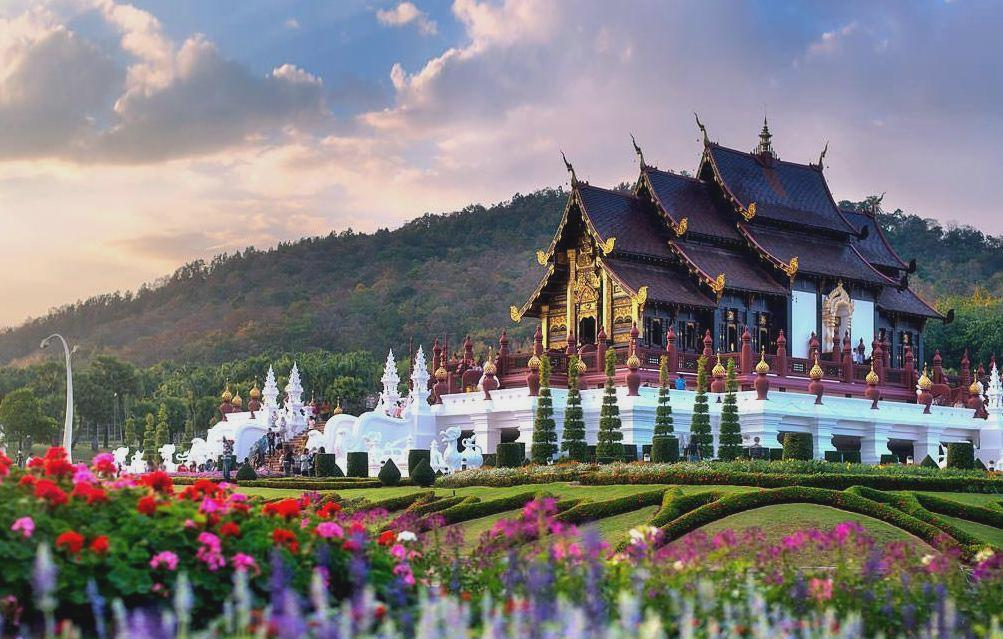Город Чианг май, Таиланд
