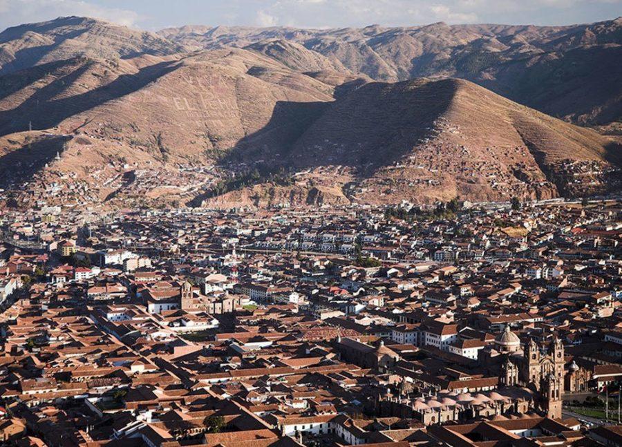 Город Куско, Перу для путешественниц