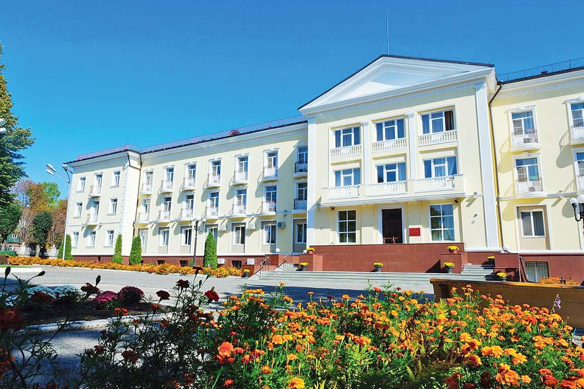 Лучшие санатории в России