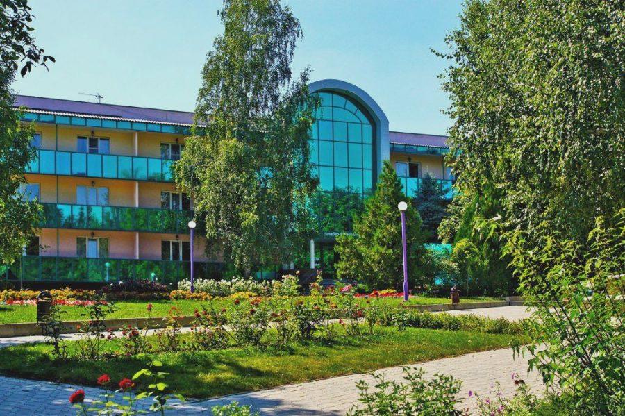 Санаторий в городе Железноводск Ставропольского края