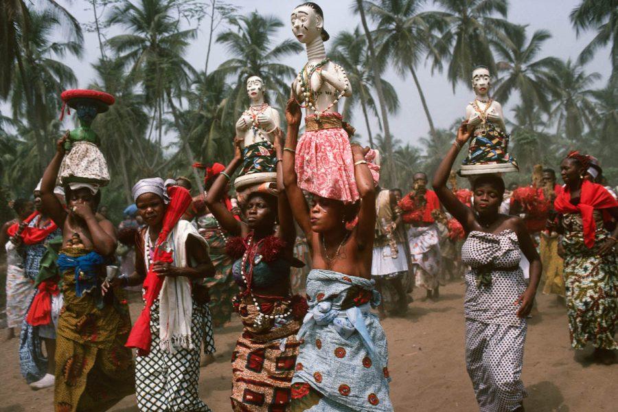 Шаманы и вуду в Гане привлекают туристов