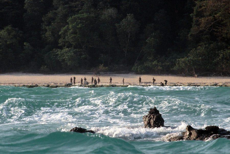Северный Сентинельский Остров (Индия)