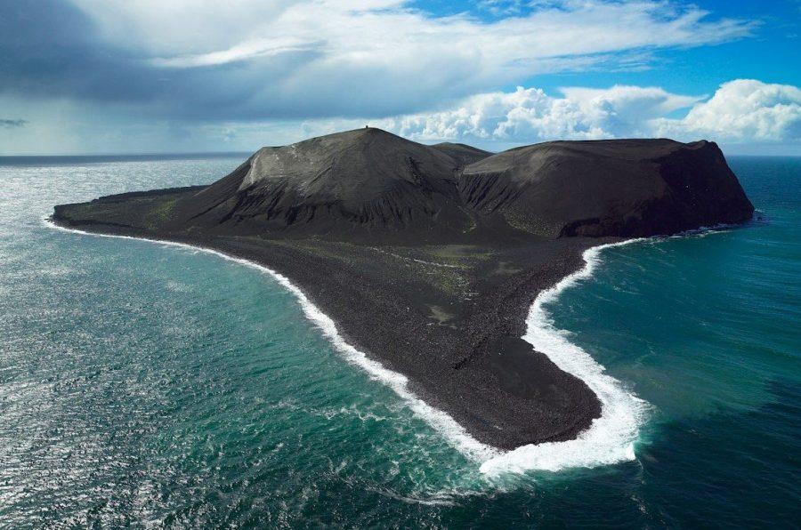Остров Суртсей (Исландия)
