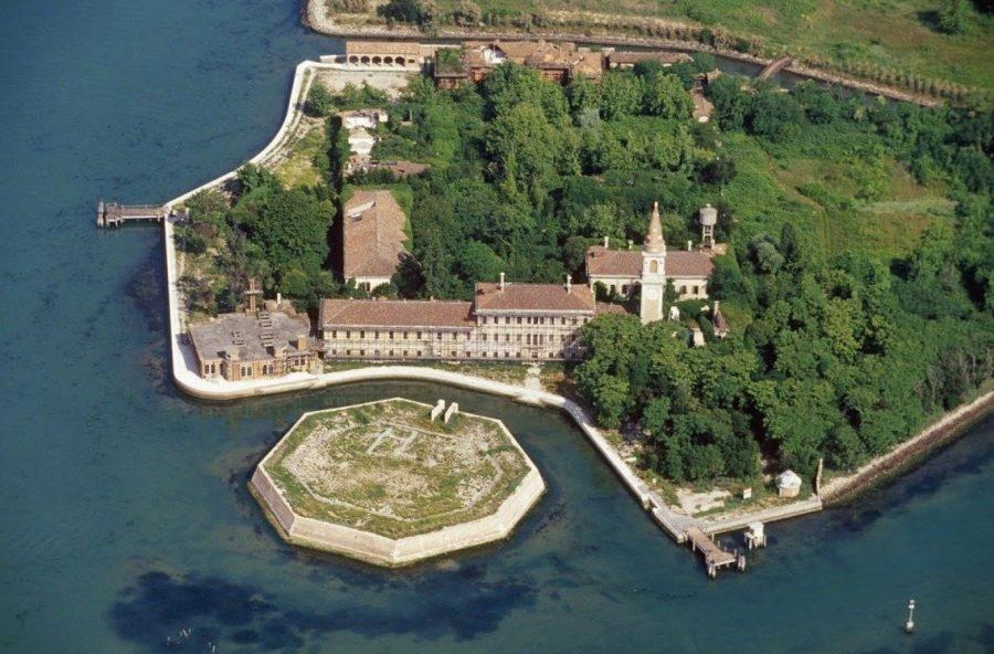 Остров «Повелья» (Италия)