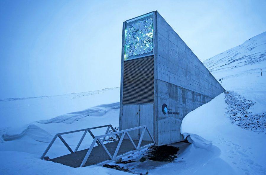 Всемирное хранилище семян (Норвегия)