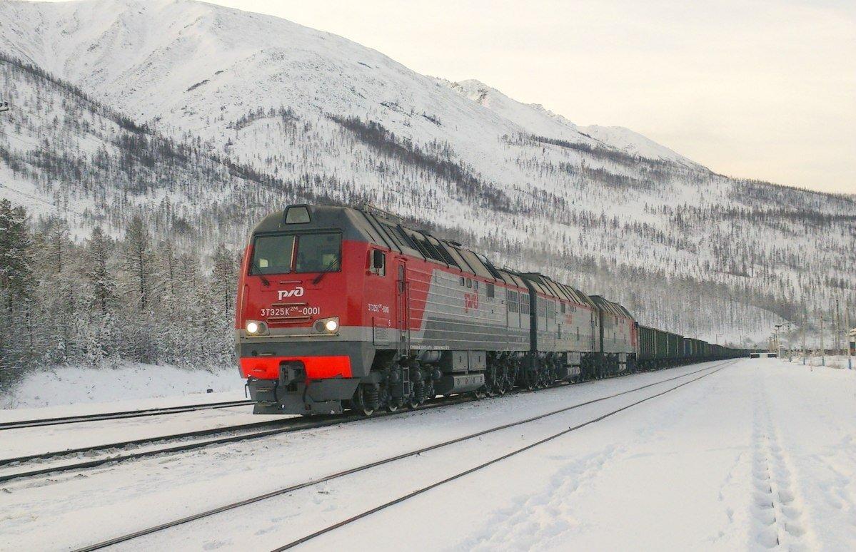 Российская Байкало-Амурская магистраль