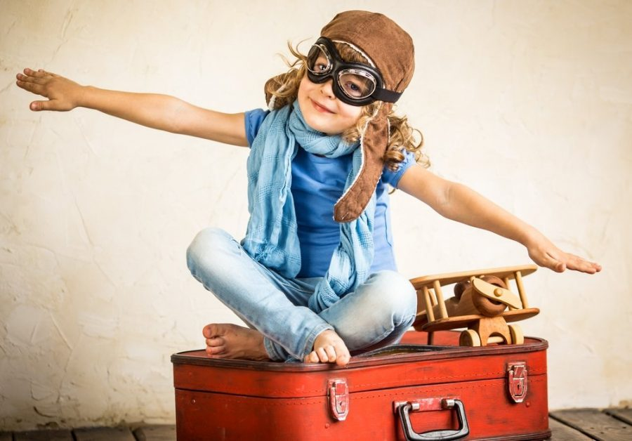 Выехать за границу с несовершеннолетним