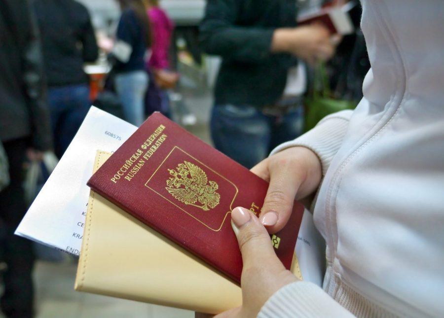Обратиться в миграционный отдел