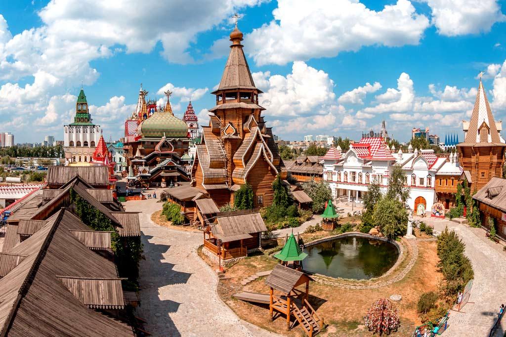 Кремль в Измайлово Москва