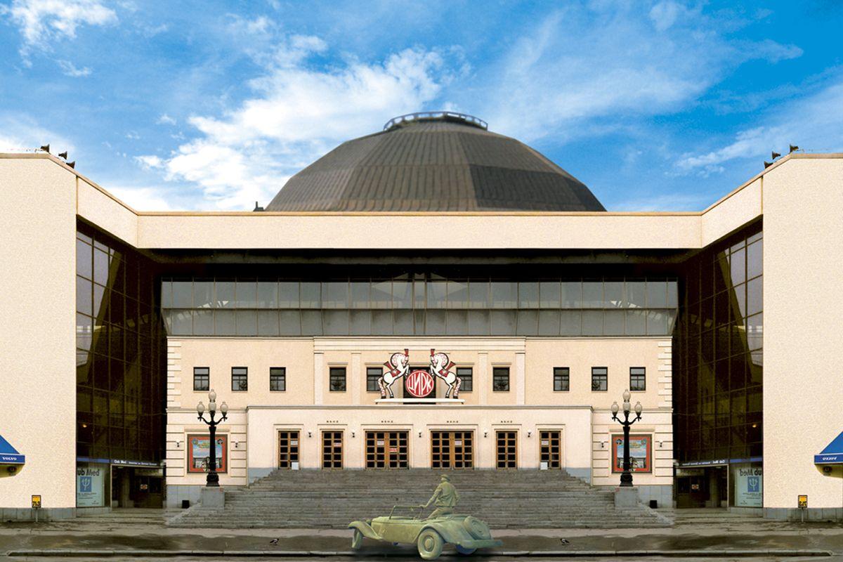 Цирк Никулина достопримечательность в Москве