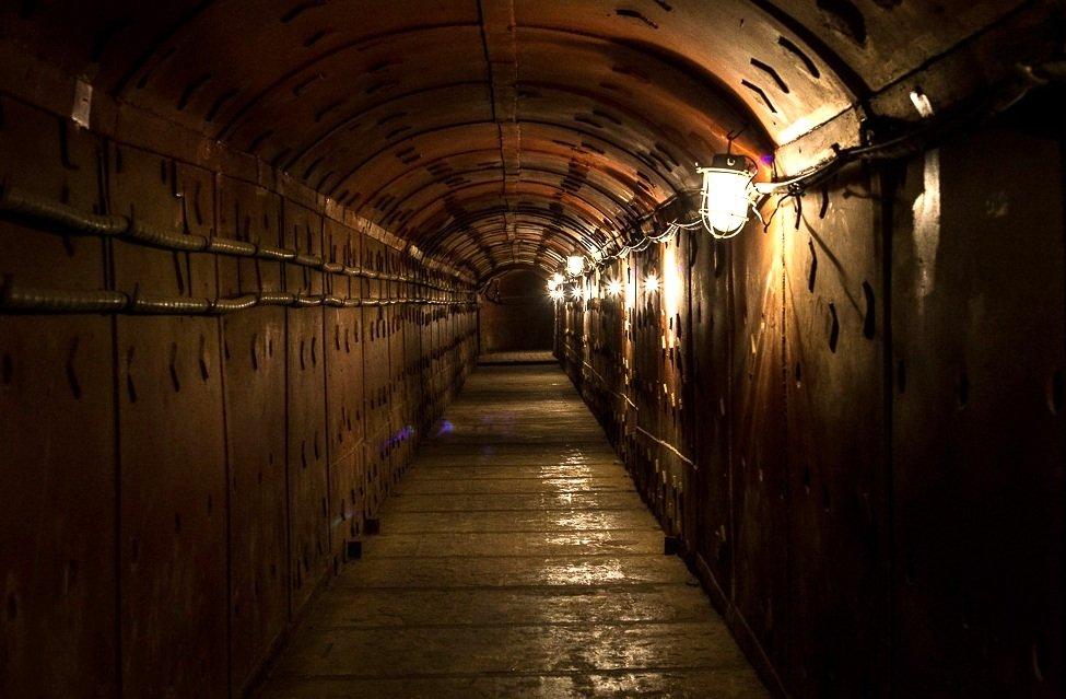 Бункер 42 достопримечательность в Москве