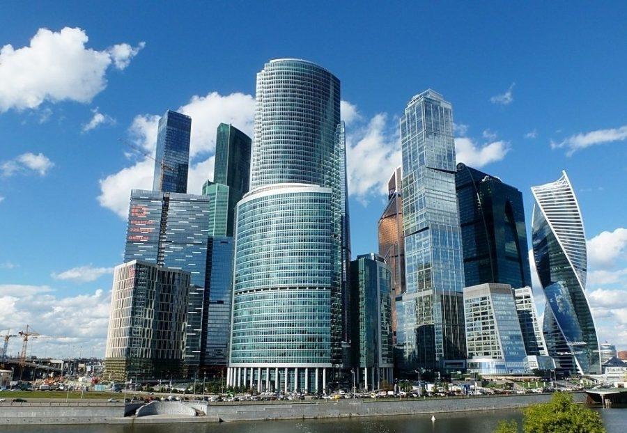 Достопримечательность Москва-Сити