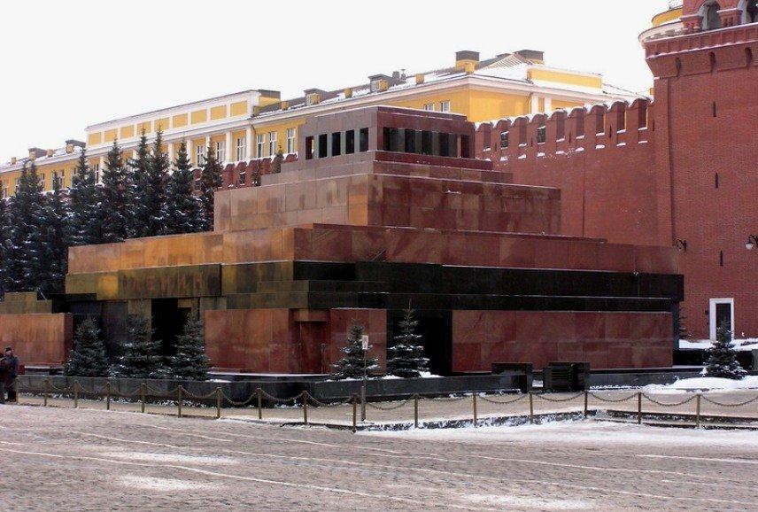 Мавзолей и Некрополь в Москве