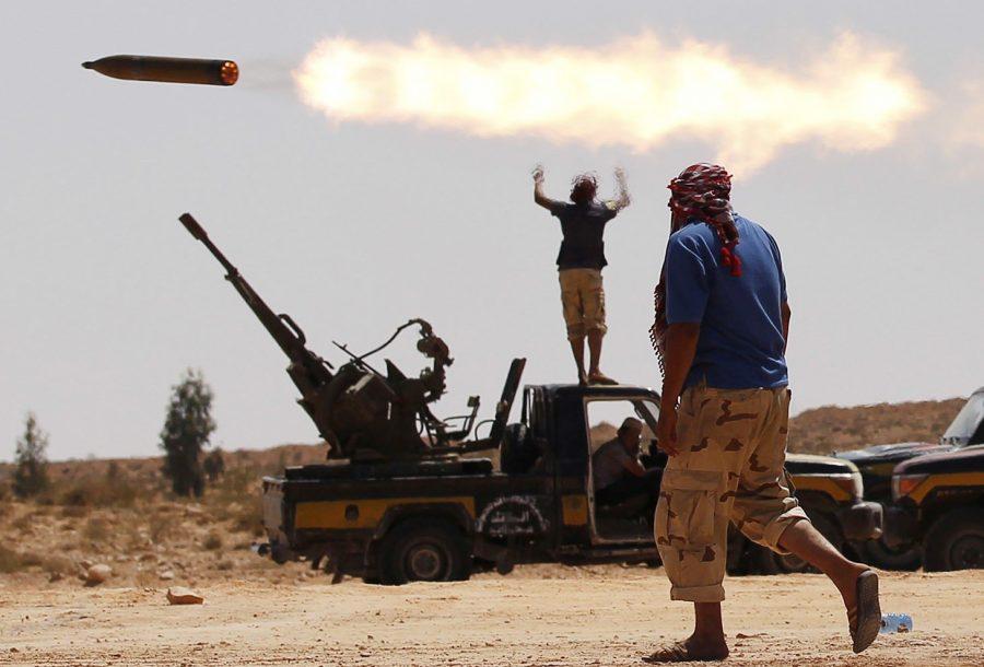 Ливия опасная страна для туристов