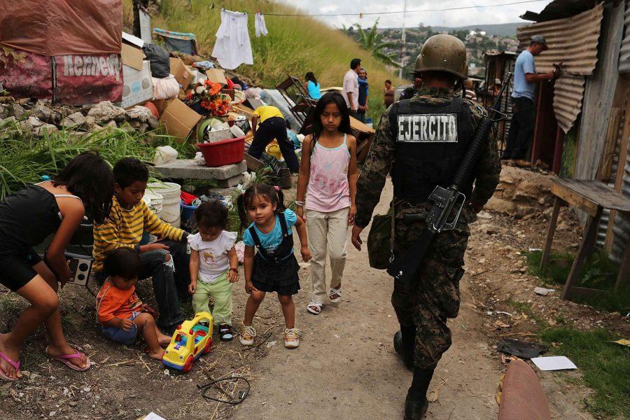 Гондурас опасная страна для туристов