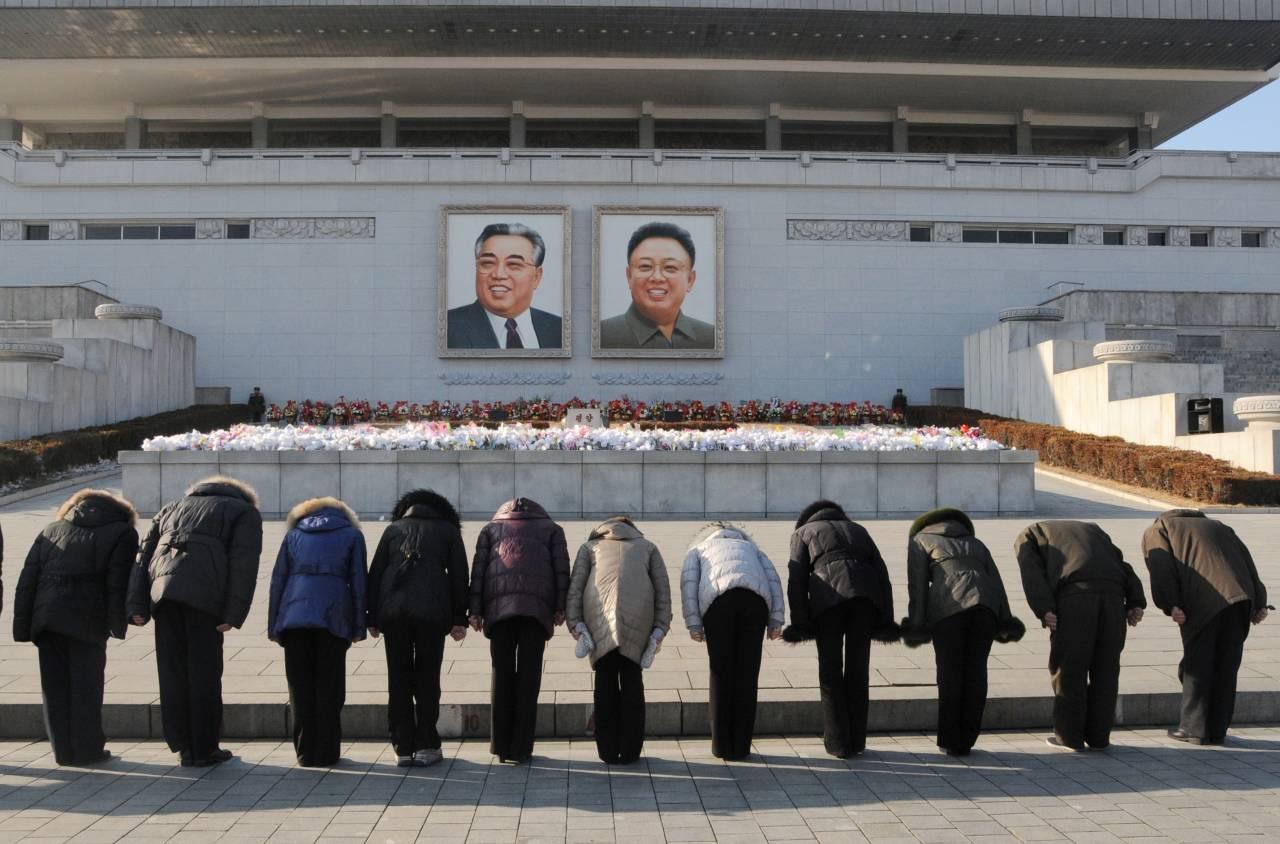 Северная Корея закрыта для туристов
