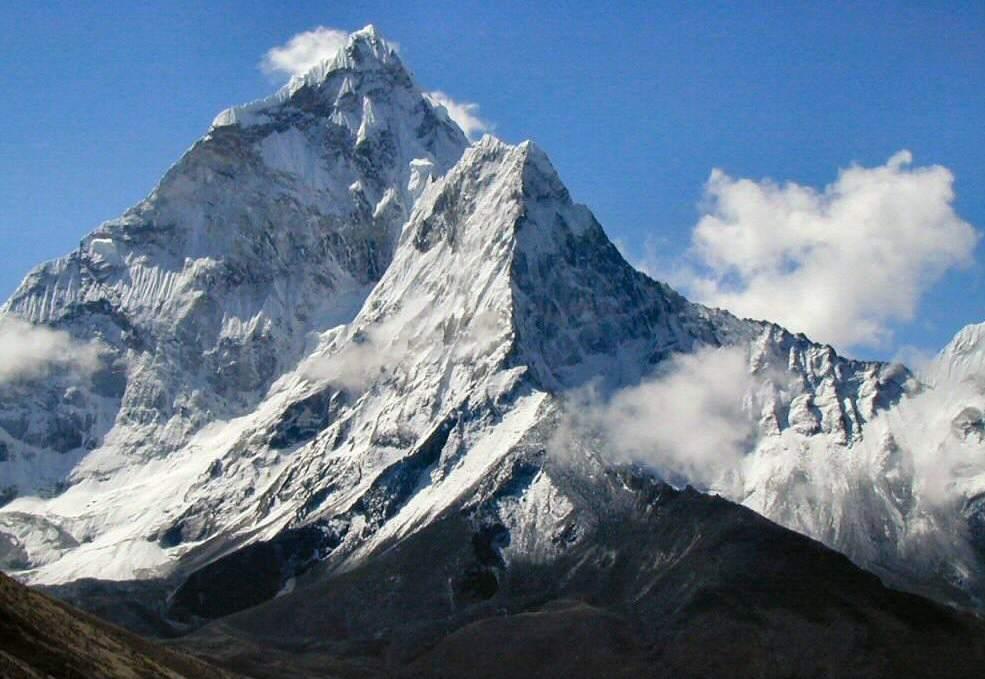 Тибет поход в горы для отдыха