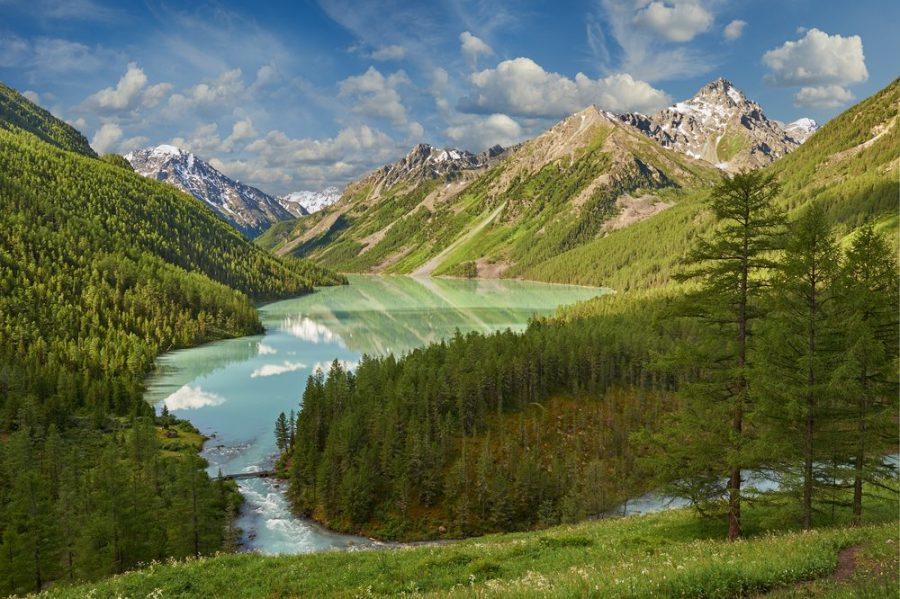 Алтай поход в горы для отдыха