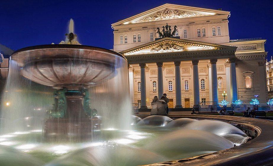 Большой театр в Москве для детей и родителей