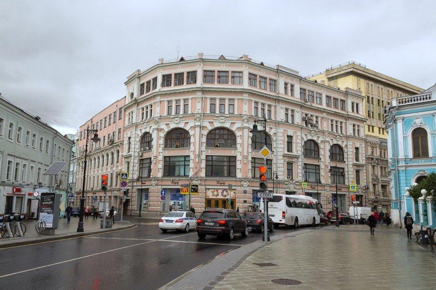 Дом Короля Фарфора в Москве