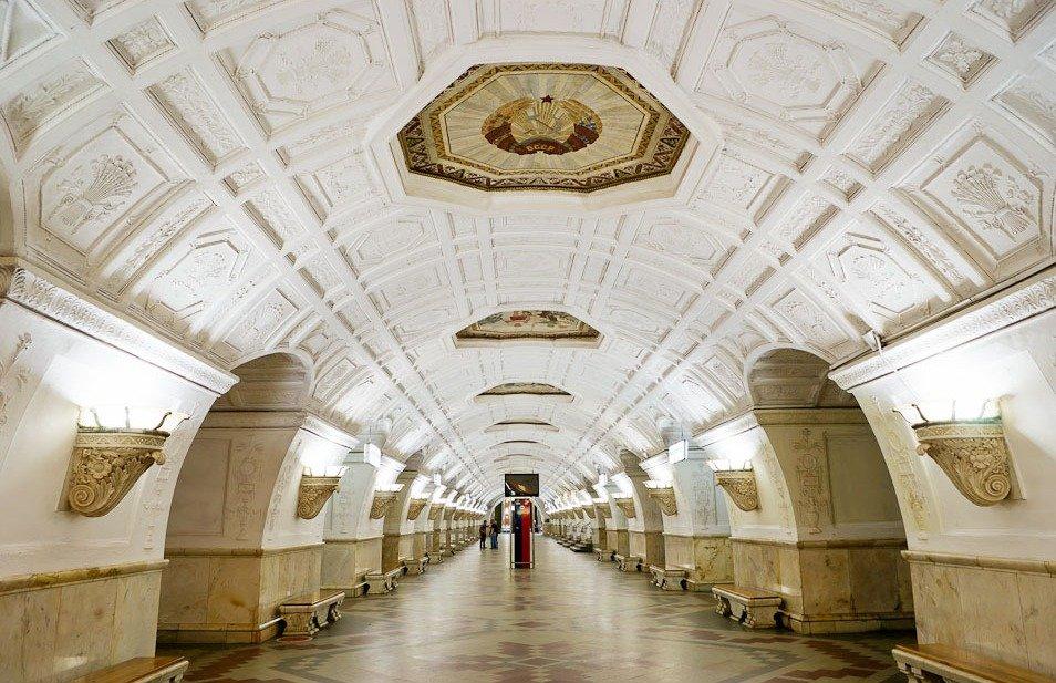 Московское метро для детей и родителей