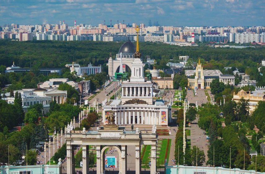 ВДНХ в Москве для детей и родителей