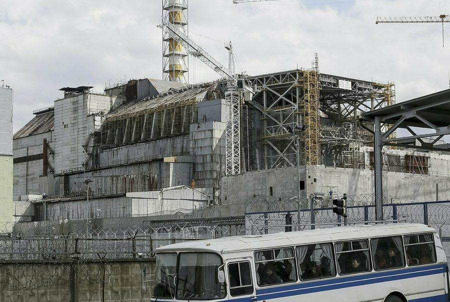 Чернобыльская станция и туризм