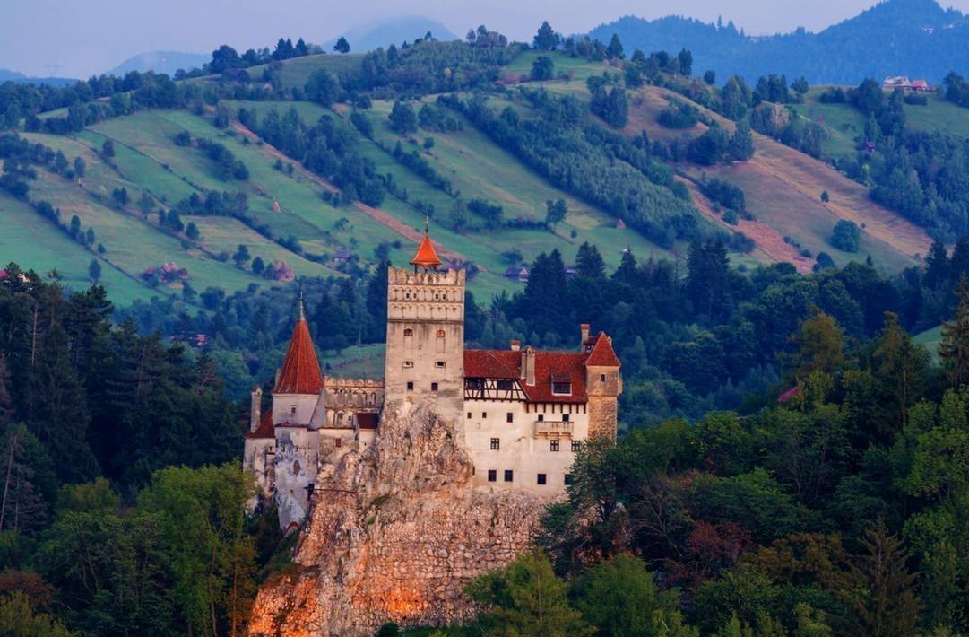 Замок Дракулы привлекает туристов